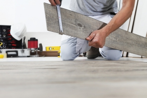 DIY : How to Install Vinyl Flooring, Step-by-Step