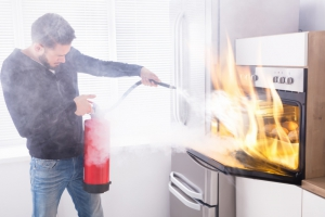 Fire Prevention and Household Appliances: How to Keep Your Home Safe